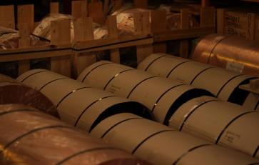 Wide Coil Copper